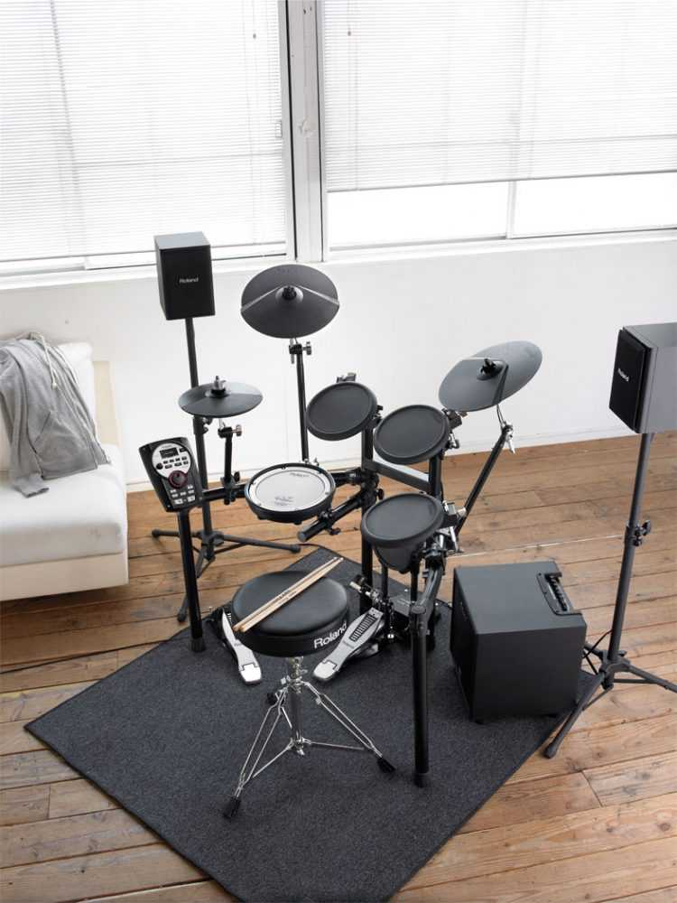 roland td-11k electronic drumset review