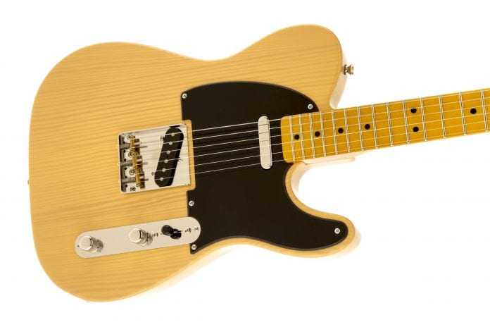 Squier Classic Vibe 50s Tele review