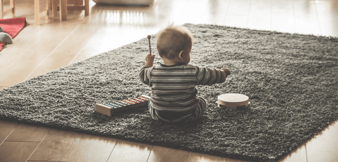 best musical instruments for babies