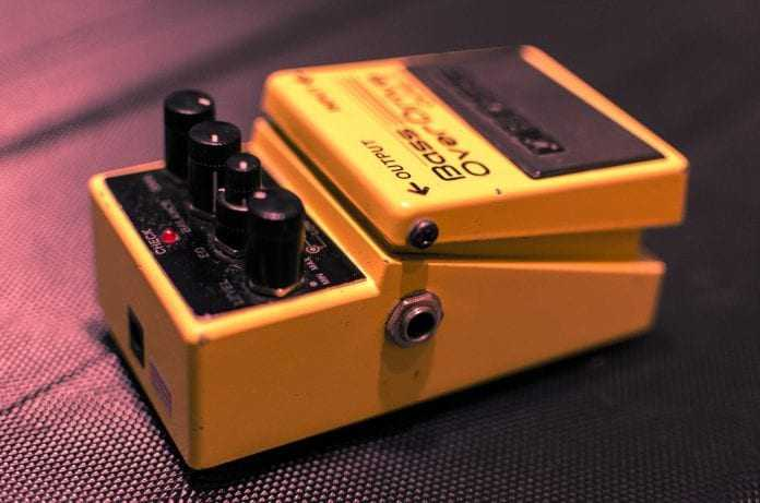 Best Distortion Pedal For Bass