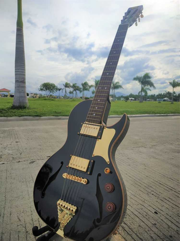 b and g little sister crossroads electric guitar full review