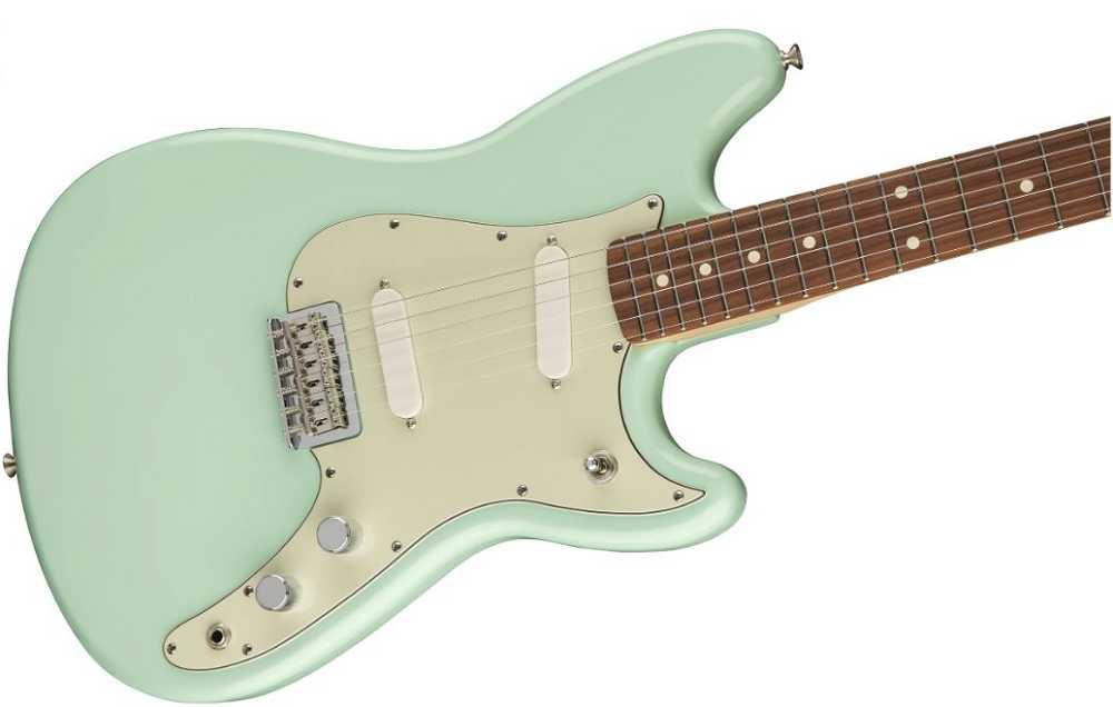 Fender Duo-Sonic HS Electric Guitar Review