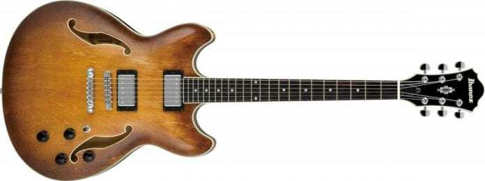 ibanez as73 review