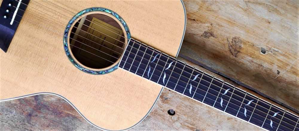orangewood brooklyn live acoustic-electric guitar review