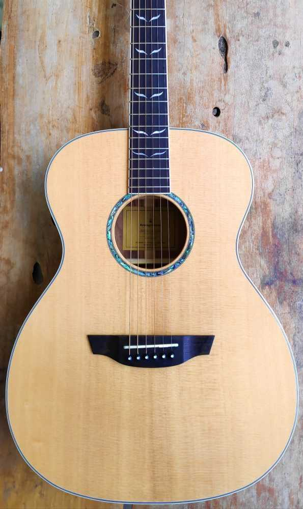 orangewood brooklyn live acoustic-electric review
