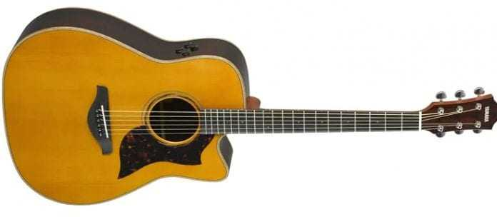 yamaha a3m acoustic-electric guitar review