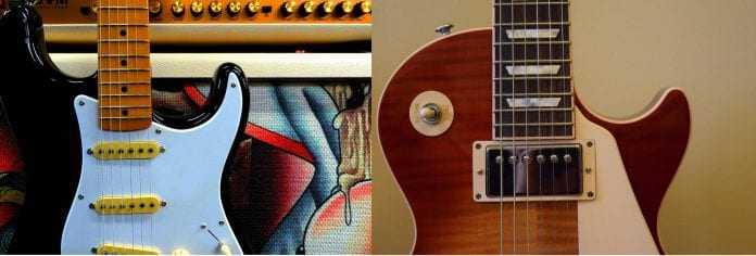 Les Paul or Stratocaster for Beginners