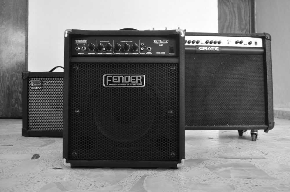 best amps for electronic drum