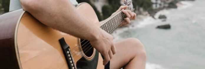 how to play am guitar chord