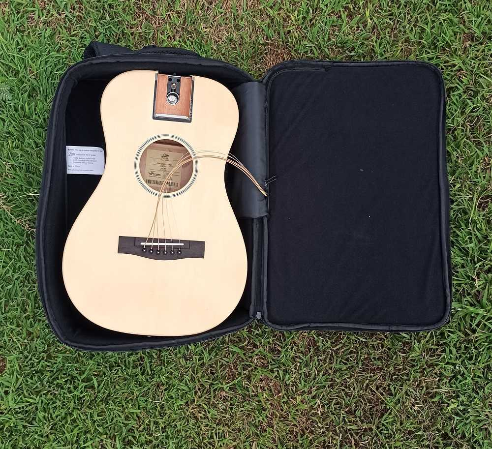 journey puddle jumper body and fret
